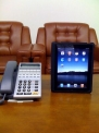 iPad 縦置き