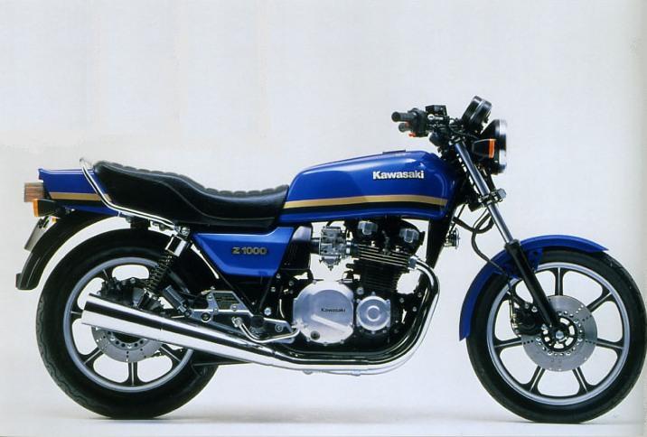 Kawasaki Z1000(J2) | 空冷 カワサキ Z1,Z2 ...