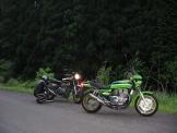 Z750FX Kawasaki
