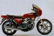 Z1R-II Kawasaki