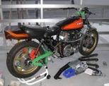 カワサキ Z2 レーサー