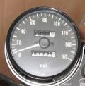 初期型メーター Z1