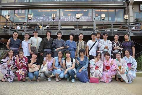 祇園祭集合写真
