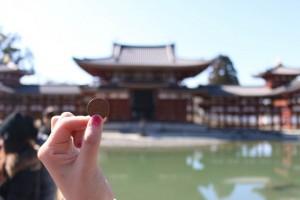10円玉の表の建物