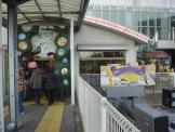 境港駅の改札