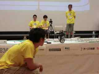 ETロボコン2012関西 ドット京都ベーシックコース完走