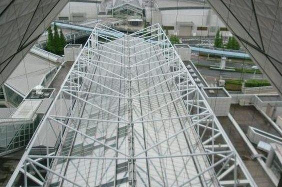東京ビッグサイトのタワー