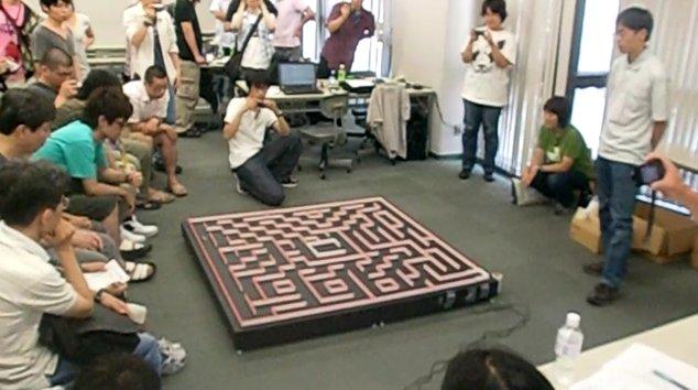 マイクロマウス関西地区大会2011