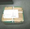 中国から荷物が届く
