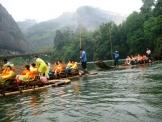 武夷山 竹筏2