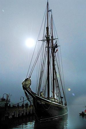 船(イメージ映像)