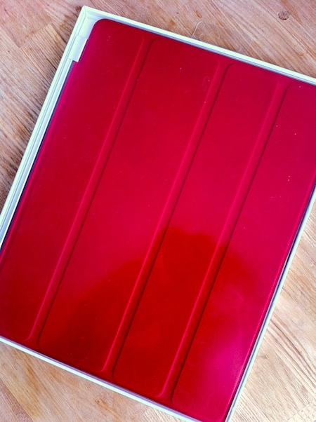 Smart Cover (PRODUCT) RED パッケージ