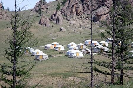 カルバドの集落(イメージ映像)