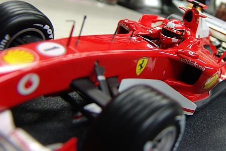 Ferrari F2005は格好良い