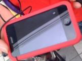 部長のiPhone