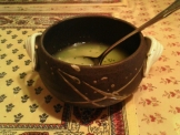 インド料理ラジャスのスープ