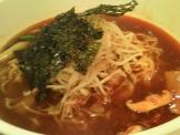 イオンモールKYOTOユンケの食卓のカルビラーメン
