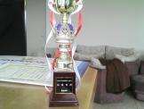 KCG AWARDS 2011 最優秀賞トロフィー
