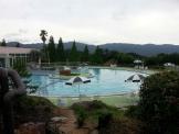 レイクフォレストリゾートのプール