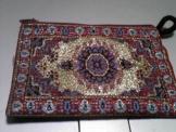 トルコのお土産・刺繍のポーチ