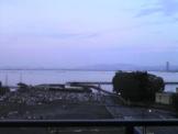 琵琶湖大花火大会開始前