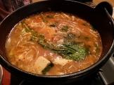 アロアロ風チゲ鍋