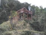 福知山の手作りログハウス2