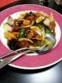 中華料理楊の酢豚
