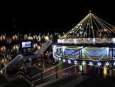 夜の新風館
