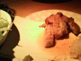 豆ちゃの豚ステーキ