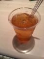 梅酒ゼリー&梅のコンポート