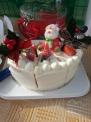 フレンドフーズのクリスマスケーキ
