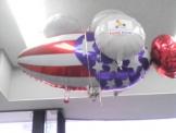 MDDロボット飛行船