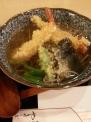 越前蕎麦屋やまがの天ぷらそば