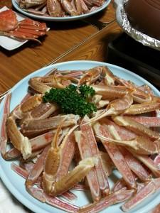 20131206_海士館松栄の生カニ[1]