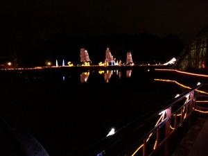 20131222_京都府立植物園のイルミネーション2