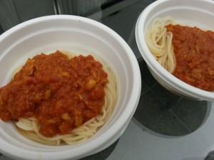 20131213_料理研究サークルのアンチョビツナパスタ[1]