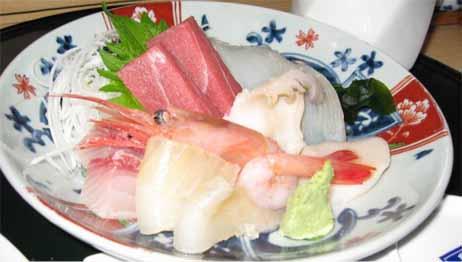 sashimi tsukuri