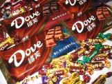 DOVE チョコレート