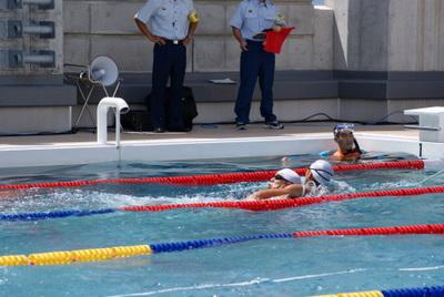 第39回全国消防救助技術大会・水上の部・人命救助4