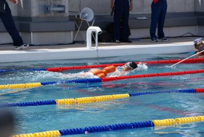第39回全国消防救助技術大会・水上の部・人命救助