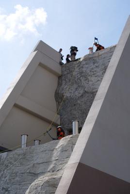 第39回全国消防救助技術大会・陸上の部・京都市消防局・特別高度救助隊・技術訓練