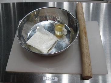 チキンラーメン材料