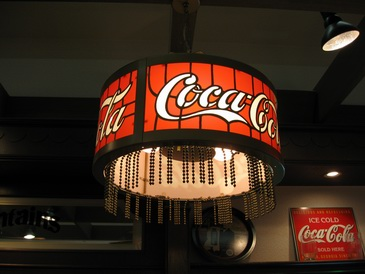 コカコーラ京都工場エコラ館照明