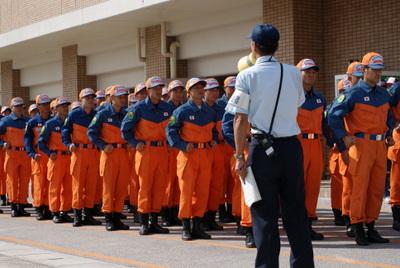 第39回全国消防救助技術大会・国際救助隊その2