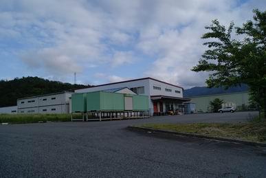 おたべ福井工場建物