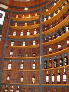 サントリー山崎資料館・世界のウイスキー