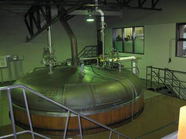 サントリーウイスキー・仕込用の樽