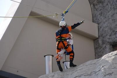 第39回全国消防救助技術大会・陸上の部・京都市消防局