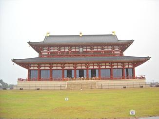 平城京大極殿